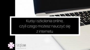 kursy i szkolenia online