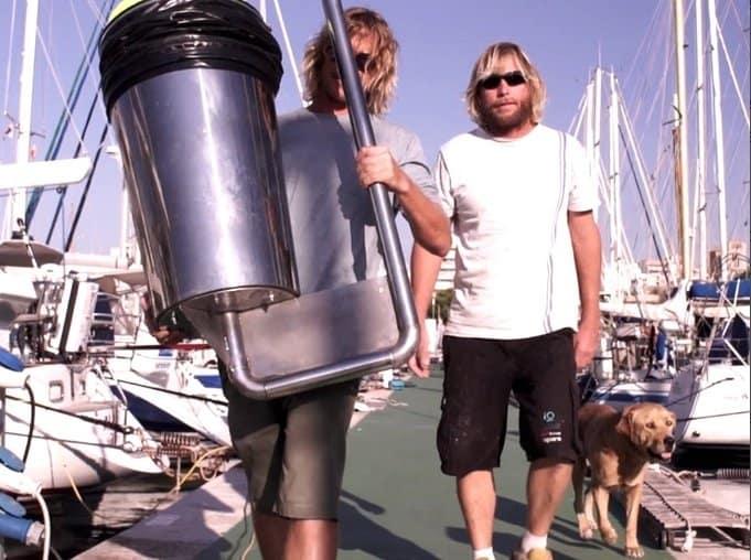 Kosz na śmieci... oceaniczne. Czy uratuje środowisko?
