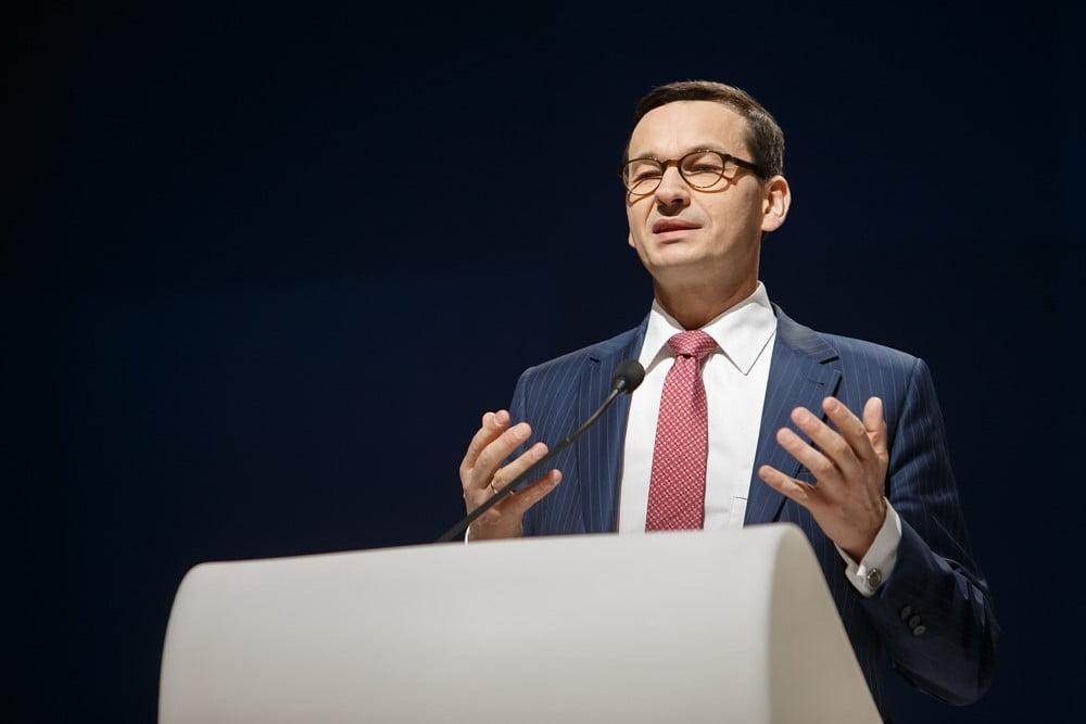 Premier niewycofa się zpodwyżek podatków w2021 roku