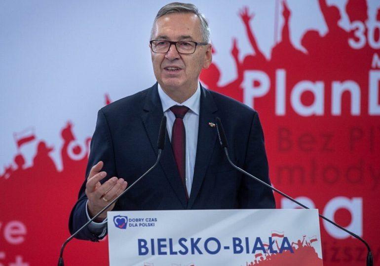 Wiceminister Szwed: Podnoszenie płacy minimalnej jest jak najbardziej dobrym i potrzebnym rozwiązaniem