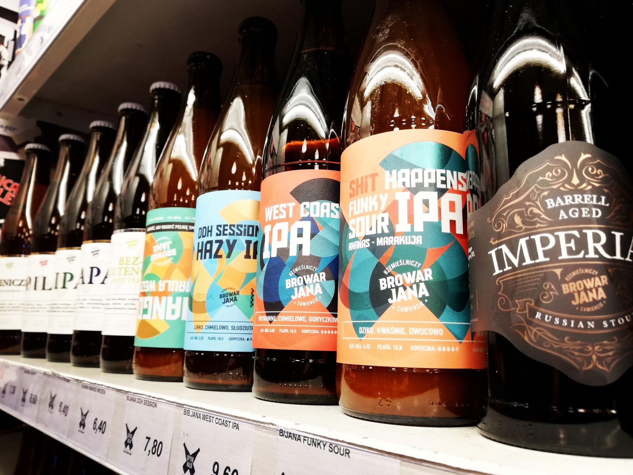 Nowatorski sposób tworzenia piwa. Browar Jana uwarzył piwo wraz zfanami