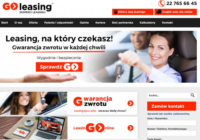 Franczyza Go-leasing