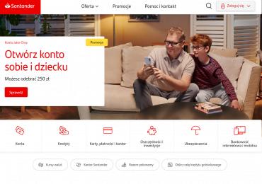 Franczyza Santander Bank Polska