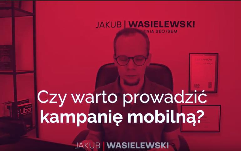 Czy warto prowadzić kampanię mobilną