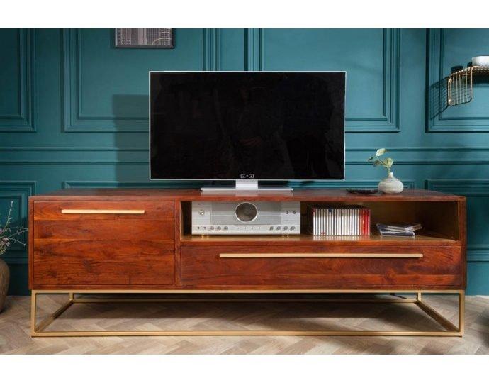 Jak wybrać modny i stylowy stolik pod telewizor?