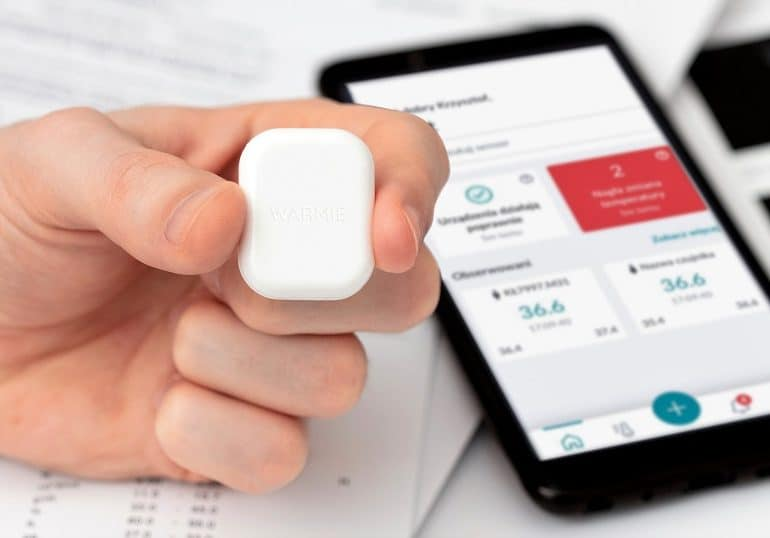 Poznański startup rusza na podbój Europy. Umożliwi zdalny monitoring pacjentów w izolatoriach COVID-owych