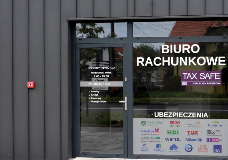 Franczyza TAX SAFE Biuro Rachunkowe