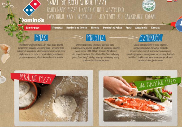 Franczyza Domino's Pizza