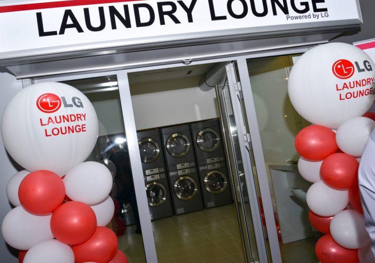 Franczyza LG Laundry Lounge
