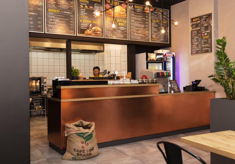 Franczyza Jenn's Burger & More