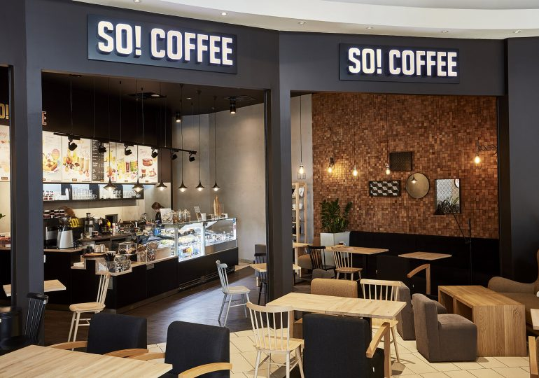 Franczyza So! Coffee