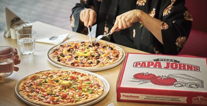 Franczyza Papa John's Pizza