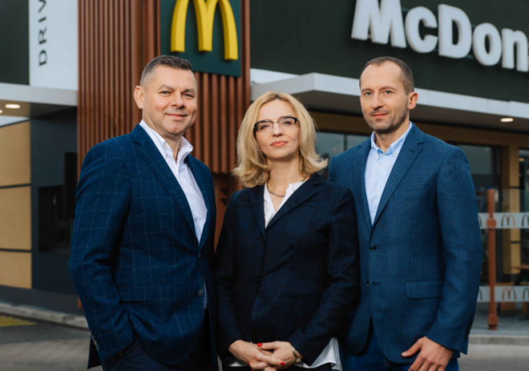 Franczyza McDonald's