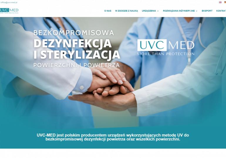 Franczyza UVC-MED