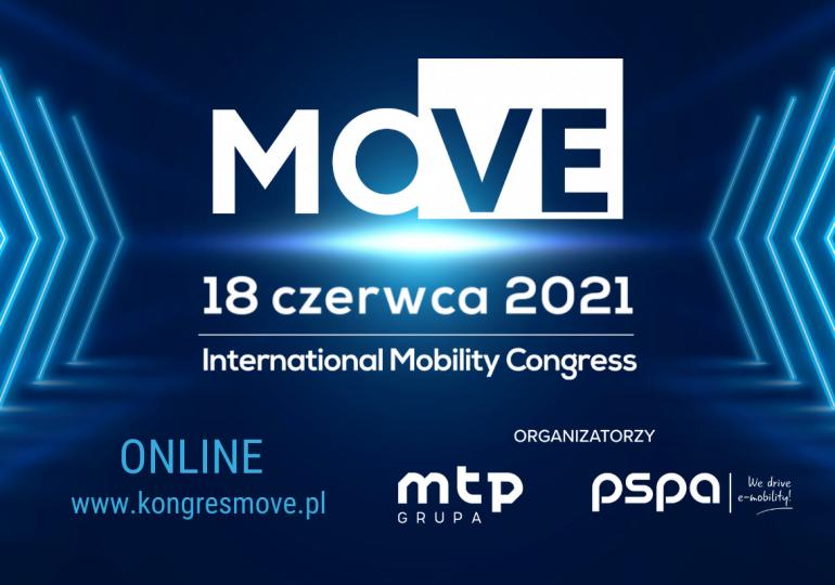Jak będzie wyglądać polska elektromobilność? Odpowiedzi poszukamy na Kongresie MOVE 2021