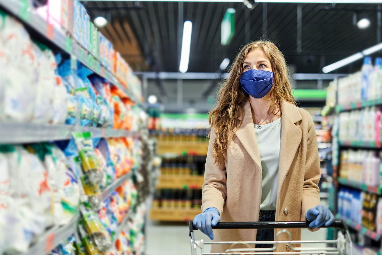 Koszyk najtańszych produktów spożywczych podrożał o9% wciągu roku