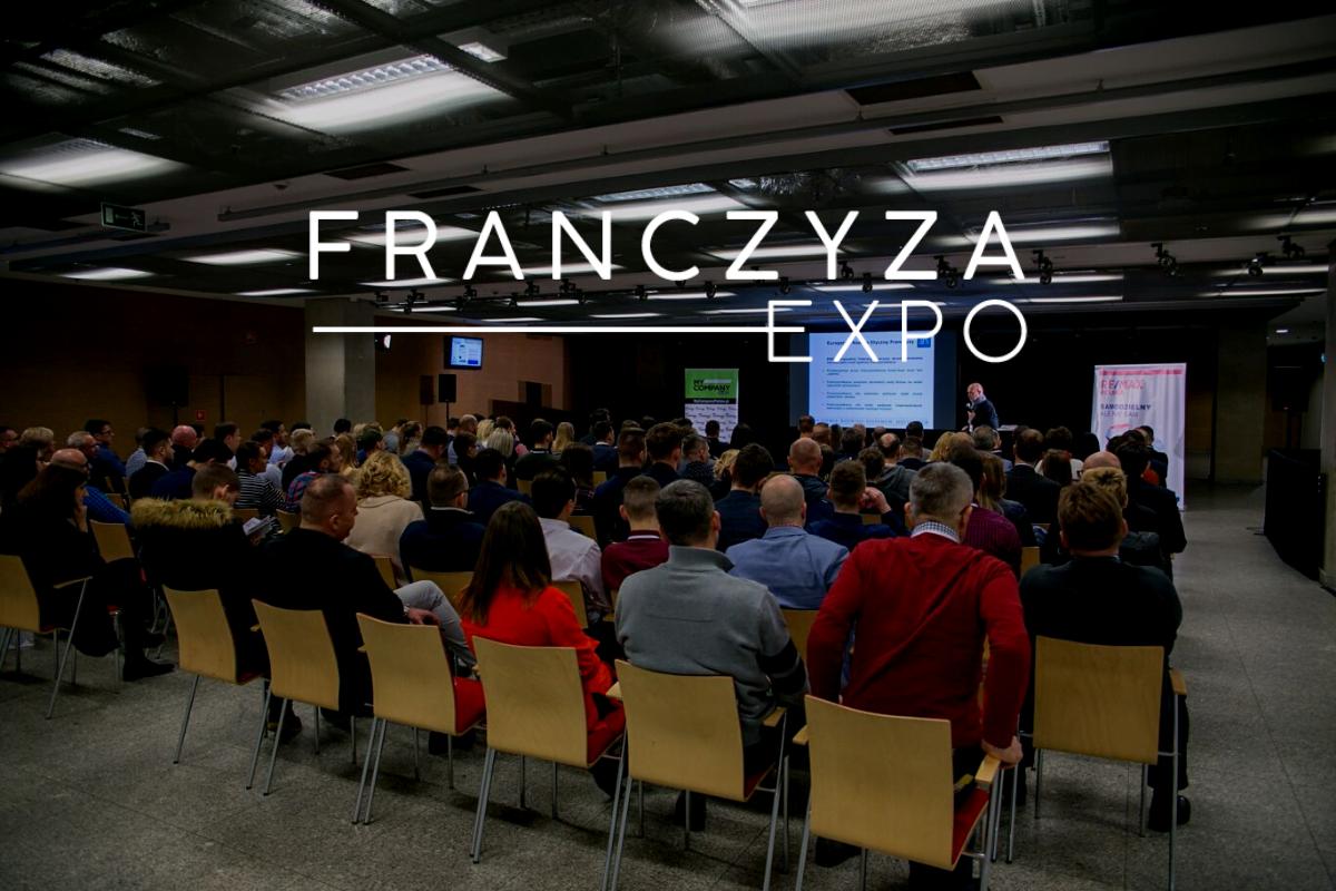 Najlepsze franczyzy wjednym miejscu. Znajdź swoją naFranczyza EXPO!