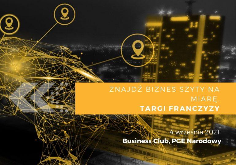Jedyne takie wydarzenie biznesowe już 4 września. Na PGE Narodowym odbędą się Targi Franczyza Expo 2021