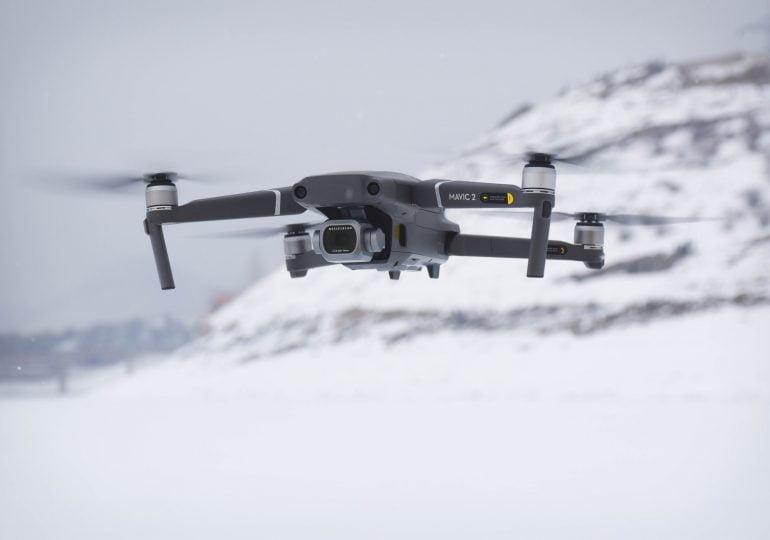 Start-up oparty na dronach będzie szukać wsparcia w crowdfundingu